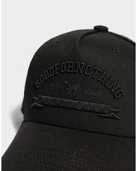 Good For Nothing - Black Trucker Cap for Men - Lyst