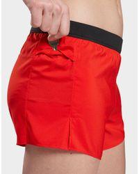 Reebok Red Run Essentials 3-inch Shorts