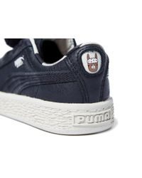 PUMA Black Basket X Tc Infant