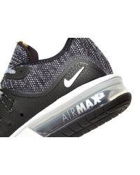 Nike Black Air Max Sequent 3
