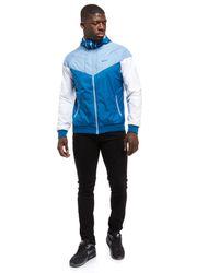 Nike - Blue Windrunner Jacket for Men - Lyst