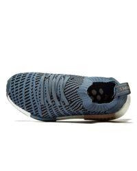 Adidas Originals Blue Nmd_r1 Primeknit for men