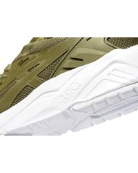 Asics Green Gel-kayano Trainer Evo Shoes (trainers) for men