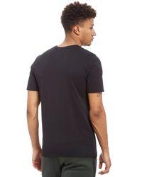 Nike - Black Futura Outline T-shirt for Men - Lyst