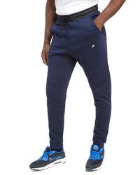 Nike - Blue Modern Fleece Pants for Men - Lyst