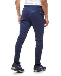 Nike Blue Air Max Ft Pants for men