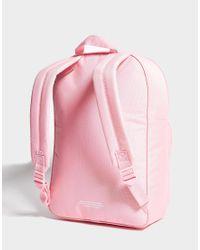 Adidas Originals - Pink Classic Backpack for Men - Lyst