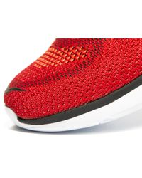 Hoka One One Red Hupana Zephyr for men