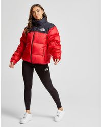 The North Face Red Nuptse 1996 Jacket