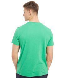 Champion Green Sport Script T-shirt for men