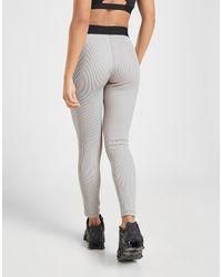 Nike Gray Just Do It Leggins Damen
