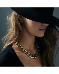 Jenny Bird - Metallic Riri Collar - Lyst