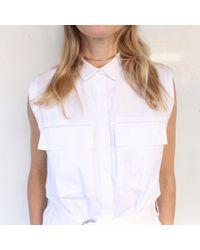Jenny Bird - White Yaya Choker - Lyst