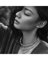 Jenny Bird - Metallic River Collar - Lyst