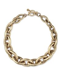Jenny Bird | Metallic Sloane Collar | Lyst