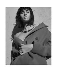 Jenny Bird Metallic Lola Collar - Large