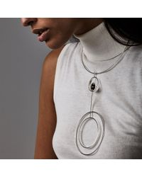 Jenny Bird - Metallic Boom Boom Collar - Lyst