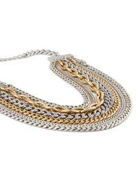 Jenny Bird Metallic Marra Collar