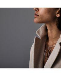 Jenny Bird - Metallic Lennox Collar - Lyst