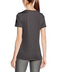 Under Armour - Gray 1285637 Heatgear Short Sleeve Crew Neck Shirt - Lyst