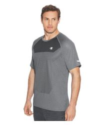 Champion - Gray Outdoor Training T-shirt for Men - Lyst