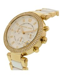 Michael Kors - Metallic Mk6119 Parker Watch - Lyst