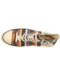 Converse - Multicolor Chuck Taylor Hi Blanket Shoes Size 9/ 11 for Men - Lyst