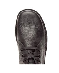 Dr. Martens Black Sussex 3 Eye Chukka for men