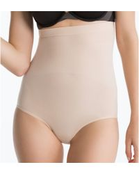 Spanx - Multicolor 2746 Power Series Higher Power Panties (soft Nude 2x) - Lyst