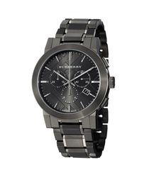 Burberry - Multicolor Stainless Steel Watch for Men - Lyst