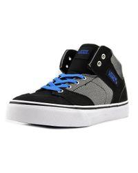 Vans | Brooklyn Slip-on Youth Us 2 Black Sneakers for Men | Lyst