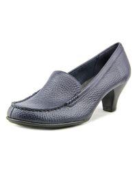 Aerosoles - Wise Choice Women Us 8.5 Blue Heels - Lyst
