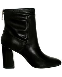 Charles David - Charles By David Trudy Black Ankle-high Leather Boot - Lyst