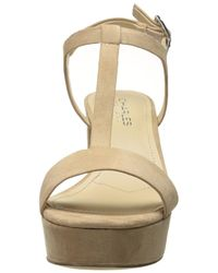 Charles David - Brown Charles By Womens Miller Open Toe - Lyst