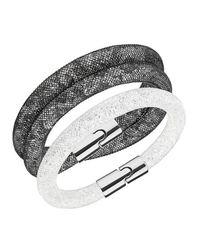 Swarovski - Multicolor Stardust Bracelet Set - Lyst