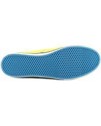 32a689a2ba Lyst - Vans Unisex Authentic Lo Pro Pop Sneakers Yellowcyanblue M3.5 W5