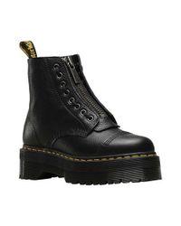 3714bcda6c48 Dr. Martens. Women s Black Sinclair 8-eye Jungle Boot ...