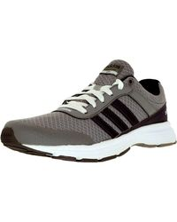 Adidas Originals | Gray Cloudfoam Vs City W Clear Onyx/grey/ftw White Ankle-high Synthetic Tennis Shoe for Men | Lyst