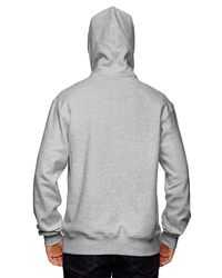 Champion - Gray S185 Cotton Max 9.7 Oz. Quarter-zip Hood Athletic Heather L for Men - Lyst