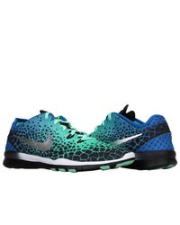 Nike - Multicolor Free 5.0 Tr Fit 5 Print Training Shoes Size 6 for Men - Lyst