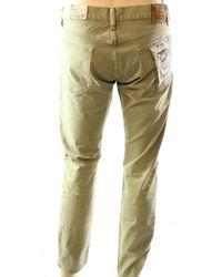 Ralph Lauren - Green Polo Slim-fit Lightweight Sherman-wash Jeans 36 for Men - Lyst