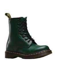 Dr. Martens | Green 1460 8-eye Boot | Lyst