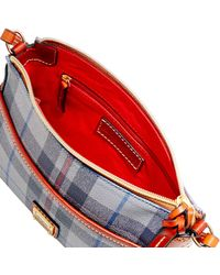 Dooney & Bourke - Red Tiverton Ginger Crossbody Shoulder Bag - Lyst