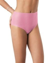 Spanx - Purple Skinny Britches - Light Control Cheeky Panty - Lyst