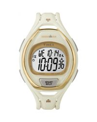 Timex - White Ironman Sleek 50 Digital Sports Watch Tw5m06100 - Lyst