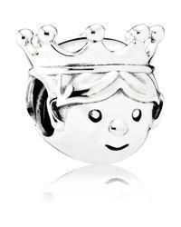 Pandora - Multicolor Precious Prince Charm - 791959 - Lyst