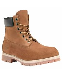 "Timberland - Brown Classic 6"" Premium Boot for Men - Lyst"