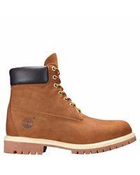 "Timberland - Brown Classic 6"" Premium Boot for Men - Lyst"