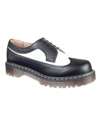 Dr. Martens - Blue Unisex 3989 5 Eye Brogue Bex Sole - Lyst