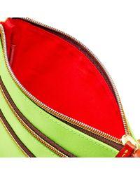 Dooney & Bourke | Green Nylon North/south Triple Zip | Lyst